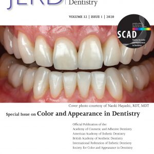 Journal of Esthetic and Restorative Dentistry 2020