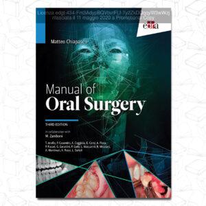 Manual of Oral Surgery 3e 2018